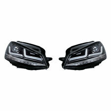OSRAM Ledriving Golf VII LED Headlights, Chrome Edition As Halogen Replacement