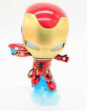 Flying Iron Man Action Figure Mark 50 with Fusion Blaster