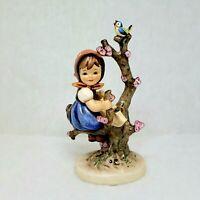 "Goebel Hummel Apple Tree Girl 141/I  Figurine 6"" Excellent Condition"