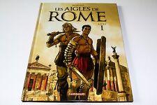 LES AIGLES DE ROME - TOME 1 - EO - MARINI