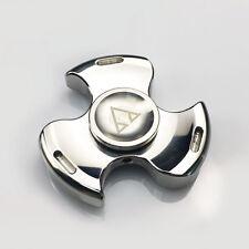 Fidget Spinner High Quality Beyblade Rotablade Tri-Spinner EDC ADHD - SILVER