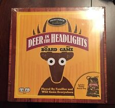 Deer in the Headlights Board Game Sealed New