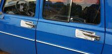Coquilles Chrome Protection de poignée porte RENAULT 8 R8 R8S R8G GORDINI Robri