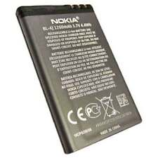 Nokia C6-00 Lumia 620 original Akku Li-Ion BL-4J 1200mAh Lithium Ion Batterie