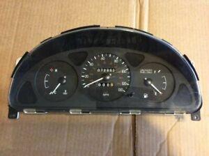 Speedometer Instrument Cluster (72,963 miles) | Fits 1998-2001 Daewoo Lanos