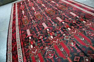 COLLECTORS' PIECE Antique Tavez Tree of Life Remote Area Armenian Carpet Runner