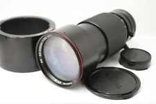 Tokina AT-X SD 80-200mm 1:2.8 Lens For Canon w/Hood **For Repair** #B015d