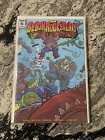 TMNT: BEBOP AND ROCKSTEADY DESTROY EVERYTHING #5  / IDW COMIC BOOK 2016 NM+