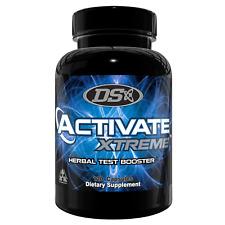 Driven Sports Aktivierung Xtreme Potenz Kräuter- Testosteron Booster 120ct