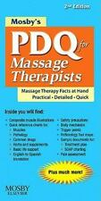 Mosby's PDQ for Massage Therapists, 2e by Mosby