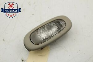 2002-2005 Chevrolet Trailblazer EXT Interior Courtesy Lamp Light Rear OEM