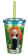Disney Store Pixar Brave Merida Tumbler with Straw Cup