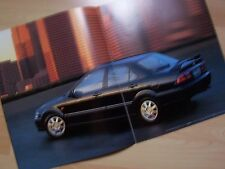 Japanese brochure HONDA Accord 1998 //