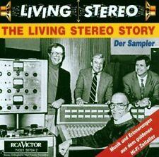 Living Stereo Story-Der Sampler (1954-60/95) Bartók, Strauss, Rossini, Li.. [CD]