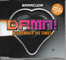 BARACUDA - Damn! (Remember the time) CDM 5TR Eurodance 2002 Trance