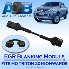 EGR 003 Blanking Module for Mitsubishi Triton MQ 4N15 2.4L Engine 2016 - Onwards