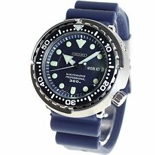 SEIKO PROSPEX  Marine Master Professional Navy SBBN037 Men's Watch New in Box