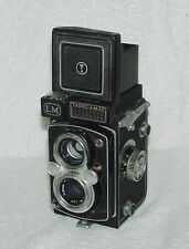 Vintage YASHICA-MAT LM Twin Lens Reflex For Parts, Repair or Display