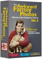 SEALED The Awkward Family Photos Movie Line Caption Game Vol 2 Funny Pics 12+