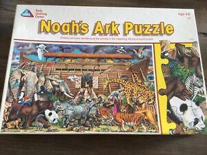 Vintage ELC 100 Piece Jigsaw ~ Noah's Ark Puzzle Jigsaw ~ Complete