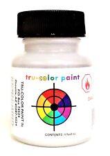 Tru-Color TCP-077 Silver 1 oz Paint Bottle