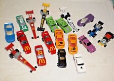 19 McDonald's Hot Wheel Happy Meal Toys 1991, 1993, 1994, & 1996