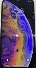 Apple iPhone XS - 512GB - Silver (Unlocked) A1920 (CDMA + GSM)