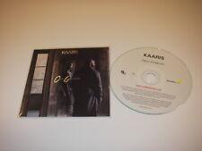 CD album promo Numéroté KAARIS  Okou Gnakouri ( hip hop rap +