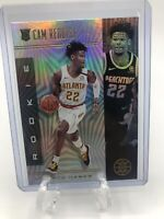 2019-20 Panini Illusions Cam Reddish Rookie Card RC Atlanta Hawks #193