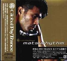 DJ Tsuyoshi Global Psy Trance V 1 Matsurhythm - Japan CD - NEW