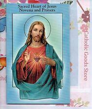Sacred Heart of Jesus Novena & Prayers Booklet