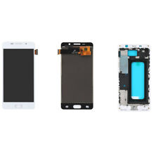 For Samsung Galaxy A5 A510 2016 LCD Display Touch Screen Glass frame Digitizer