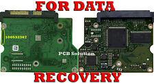 Seagate Barracuda LP 500GB ST3500412AS 9TN142-301 CC32 100532367 PCB + fwxfer
