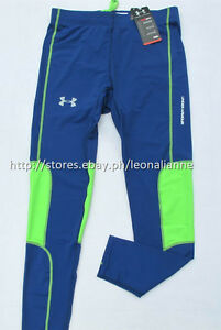 75% OFF! AUTH UNDER ARMOUR HEATGEAR COMPRESSION LEGGINGS PANTS LARGE BNWT $62