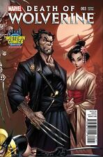 Death Of Wolverine #3 B Midtown Exclusive J Scott Campbell Variant VF+/NM+