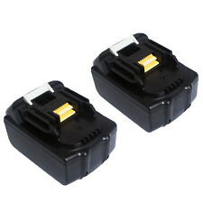 2PCS 18V 4000MAh Li-on Battery LXT For Makita BL1830 BL1815 BL1840 Pack 18 Volt