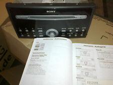 FORD Focus ST Sony CD Radio con Key Codice e istruzioni buono stato stato attivo MK 2