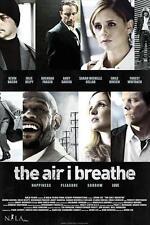 THE AIR I BREATHE Movie POSTER 27x40 Sarah Michelle Gellar Kevin Bacon Brendan