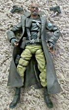 "MARVEL LEGENDS ULTIMATE NICK FURY RARE 6"" INCH HASBRO TRU AVENGERS SHIELD"