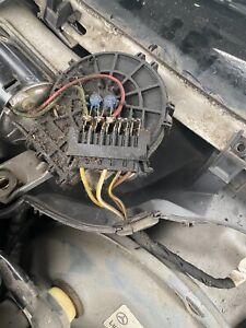 98-03 Mercedes W210 E320 E55 CLK430 Windshield Wiper Motor 0390241420 OEM
