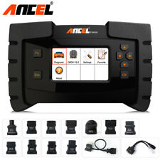 Ancel Full System Diagnostic Tool OBD2 Automotive Scanner EPB Airbag ABS