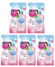 KOSE Softymo Speedy Cleansing Oil Make Up Remover Refill 200ml x 5 ($8.70 each)