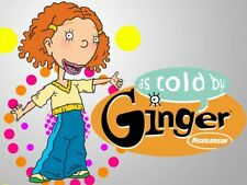 As Told by Ginger Complete Series DVD Nickelodeon