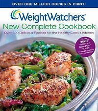 Weight Watchers New Complete Cookbook (2006, Ringbound, Revised) FACTORY SEALED