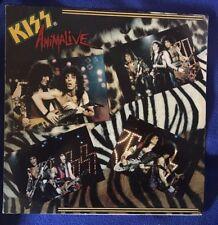 Kiss AnimaLive Bootleg Live  2 Lp 33