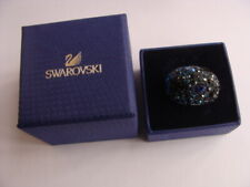 Belle bague Swarovski cristaux ring swarovski véritable authentique bijou 51-52