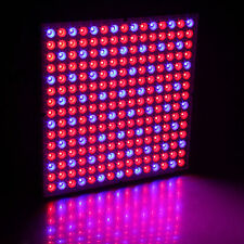 225 LED 45W Grow Light Panel Indoor Hydroponic Plants Veg Lamp Red Blue 120° New