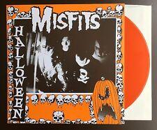 "MISFITS Halloween 7"" ORANGE VINYL #'d Danzig Samhain Ramones Rare Punk KBD NEW"