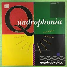 Quadrophonia ‎– Quadrophonia - ARS Records 656768-6 Ex+ Condition