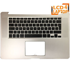 Apple Macbook Pro A1398 15 Retina Topcase Palmrest UK Keyboard Late 2013-Mid2014